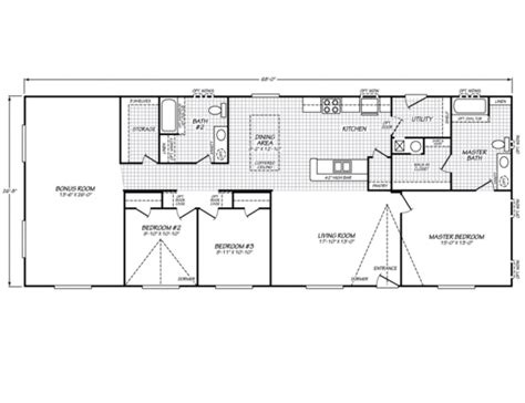 crest home design curtains home design plan model 28683w factory direct manufactured home for sale