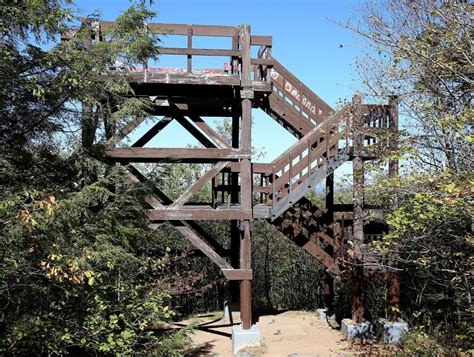 Ct Soapstone - to restore dilapidated observation tower on soapstone