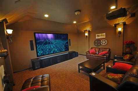 projector or tv for media room modern home design media room projectors