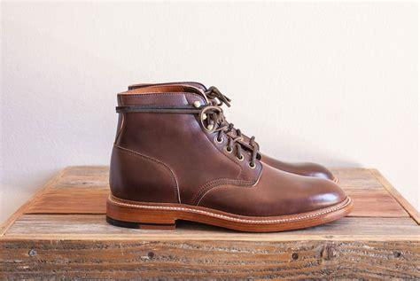 Plain Boots grant steps into plain toe and moc toe boots