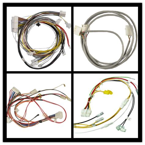 household appliance wire harness assembly