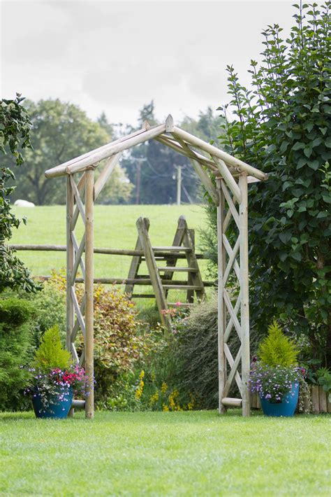 Rustic Wedding Arch Uk by Decorative Products Zest4leisure