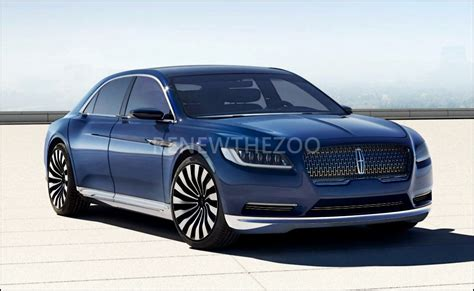 2019 the lincoln continental release date price news page 26 2019 2020
