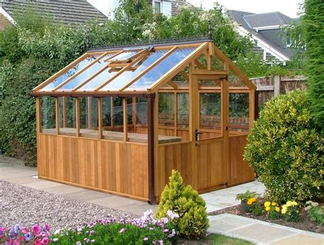 backyard greenhouse diy build own greenhouse plans