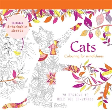 how to de stress you cat cats 70 designs to help you de stress colouring book htconline in hindustan trading