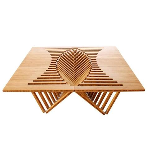 Rising Coffee Table Robert Embricqs Rising Coffee Table For Sale At 1stdibs
