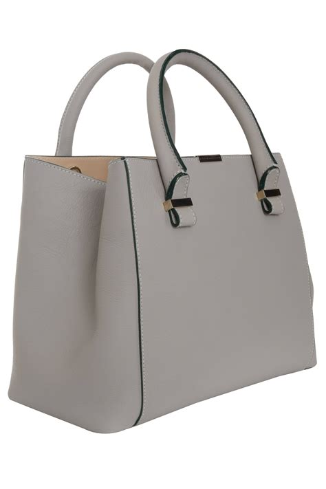 Tas Beckham Quincy Tote Bag lyst beckham quincy tote bag in gray