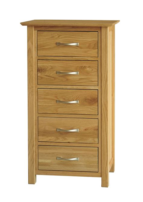 exeter light oak furniture exeter 5 drawer new oak