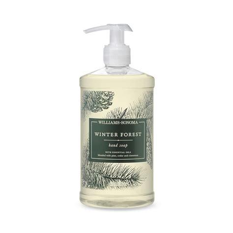 Rainforest Dishwash Soap williams sonoma winter forest soap 16oz williams sonoma