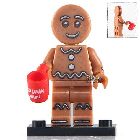 Pogo Pg1028 Gingerbread building blocks single sale pg1028 gingerbread figures bricks diy