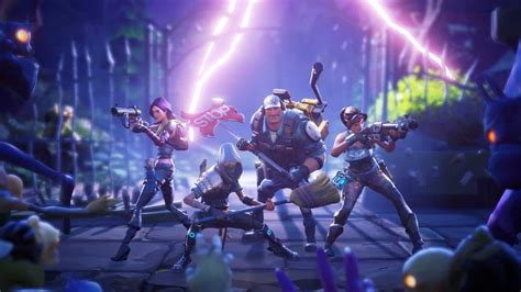 fortnite epic games retarde le passage en   play du mode sauver le monde