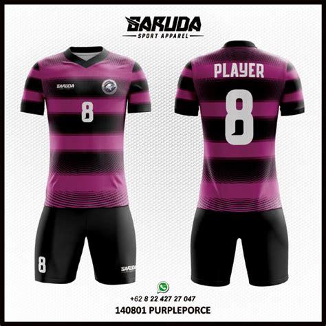 Desain Kaos Warna Ungu | jasa pembuatan desain kaos futsal warna ungu garuda