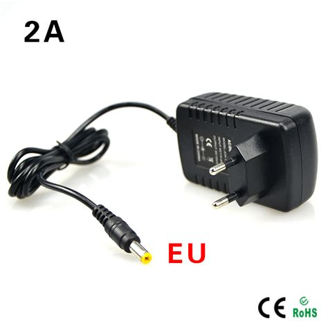 plug in transformer for led lights 1pcs 110v 220v to dc 12v 2a light switch power supply