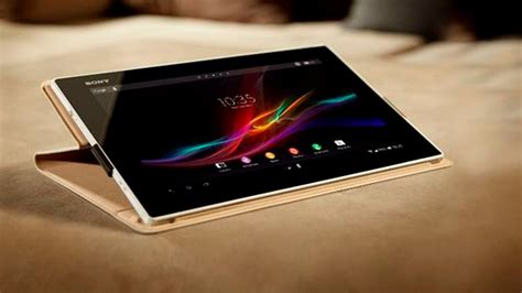 Tablet Sony Z4 review sony xperia z4 tablet sgp771