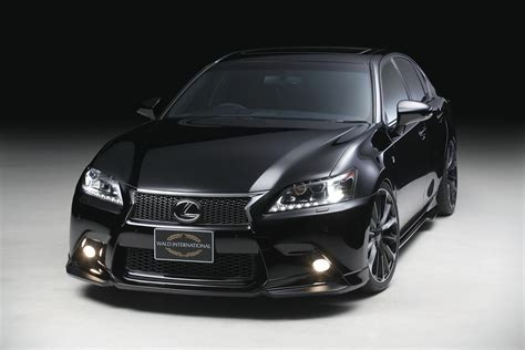 wald lexus lexus gs f sport sedan tuned by wald international