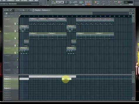 tutorial fl studio demo fl studio tutorial beginners setup tracks like pattern