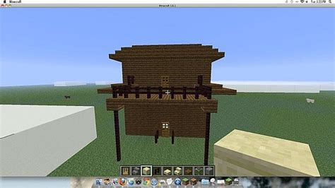 Fancy Minecraft Houses by Fancy House Minecraft Project