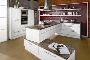 Beautiful Kitchen Design Ideas by Stylish Contemporary Kitchens From Bauformat