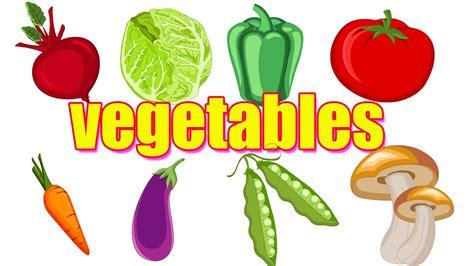 v for vegetables preschool vegetables for children flash card for children