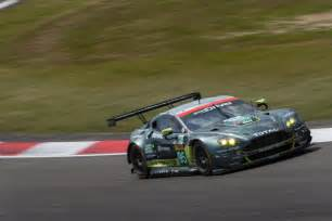 Aston Martin Racing Team Aston Martin Racing Heads To Mexico Just