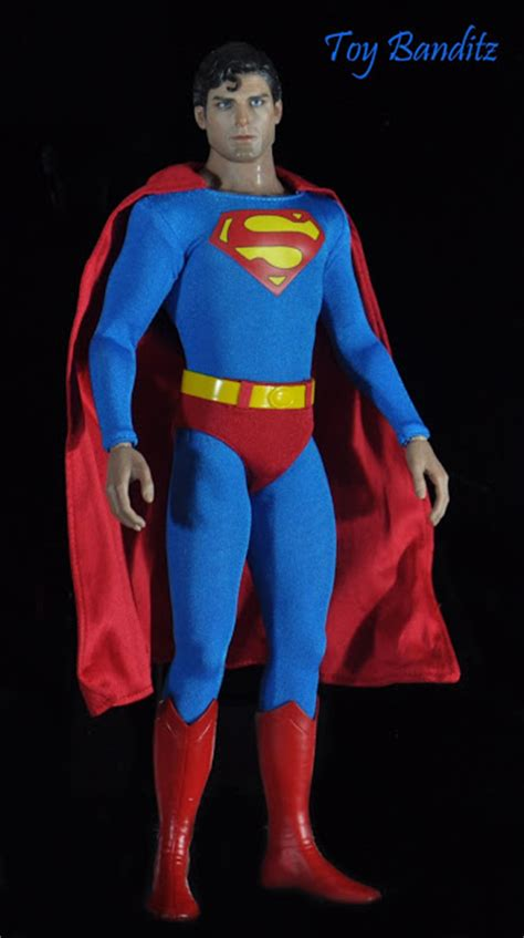 Toys Superman Christopher Reeve Ht banditz superman by toys