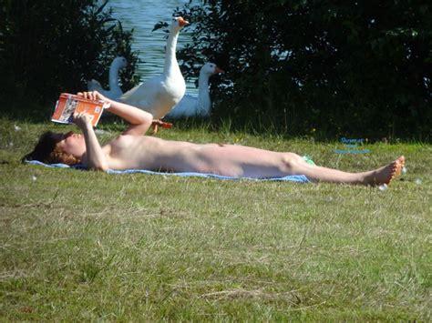 Dutch MILF At Nude Beach November Voyeur Web