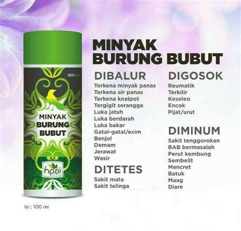 Minyak Herbal Sinergi hpai ponorogo pusat produk hpai