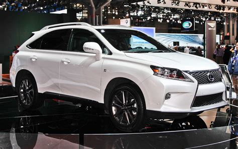 Lexus 2015 Prices 2015 Lexus Rx 350 Price Redesign Release Date Review