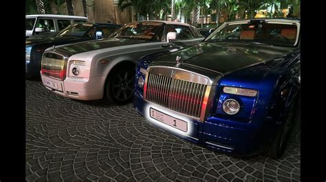 rolls royce belongs to whichpany rolls royce with number 1 plate belongs to the prince of