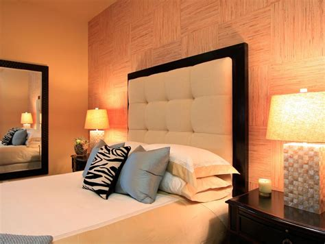 warm bedroom 10 warm neutral headboards hgtv