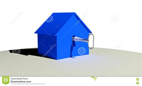 home security stock illustration image of direction