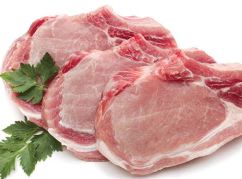 tesco foreign pork chop sold as british a one off industry claims
