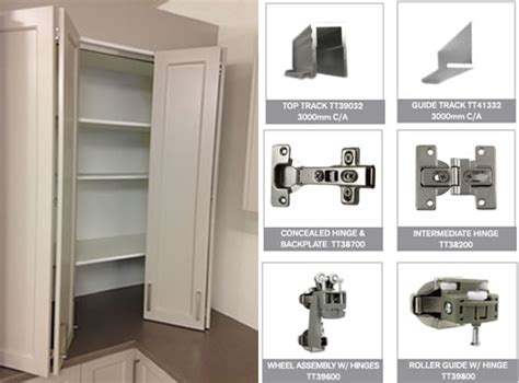 Glamorous Bifold Cabinet Door Hinges 37 For Interior