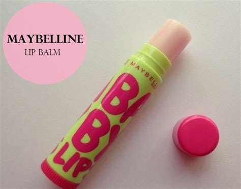 Maybelline Lip Balm Smoothness Lip Balm Meybeline maybelline baby lip balm watermelon smooth review price baby