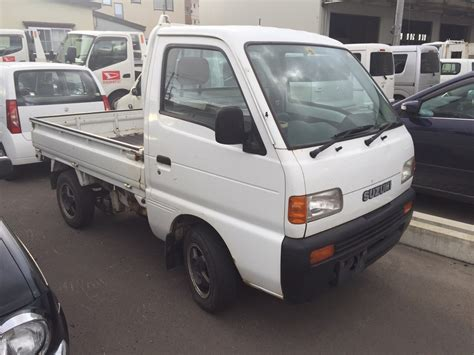 suzuki truck used suzuki carry truck 1997 best price for sale and
