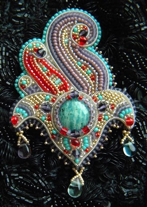 bead embroidery pattern free embroidery patterns