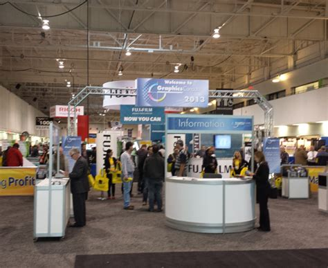 print world trade show and conference graphics canada 2013 in toronto ontario bcreative