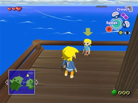 emuparadise iso nds the legend of zelda the wind waker iso