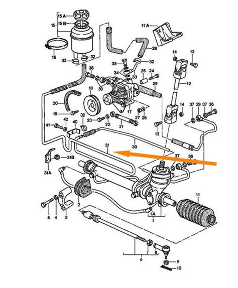 electric power steering 1984 porsche 944 user handbook 944 foot to the floor power steering location on a porsche 944