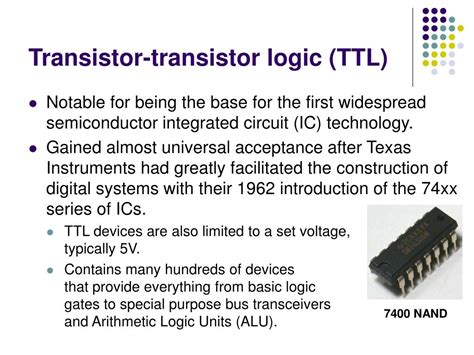 transistor transistor logic integrated circuits transistor transistor logic integrated circuits 28 images electronics projects and tutorials