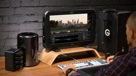 Series 7816 4 Set 3 In One atomos introduces sumo 19 inch hd display that records 4k