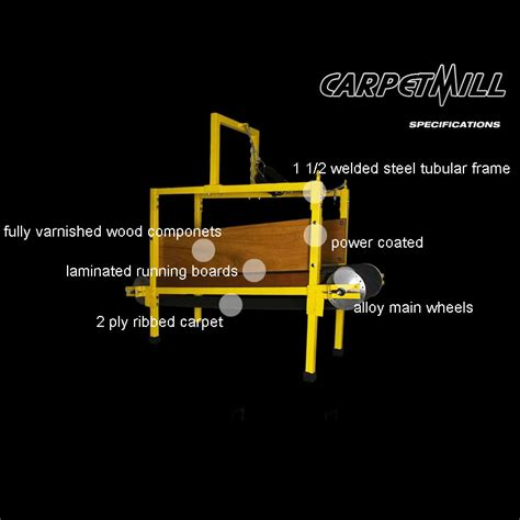 carpet mill how to build a carpet mill treadmill for your www allaboutyouth net