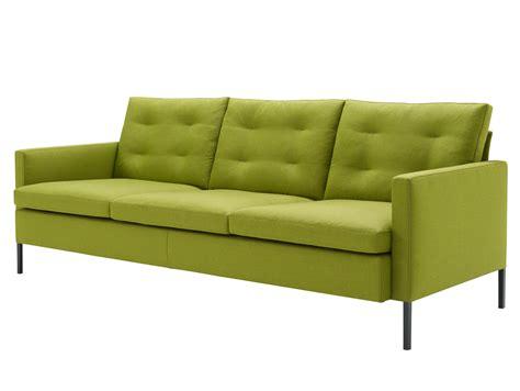 hudson settee hudson sofa by roset italia design didier gomez