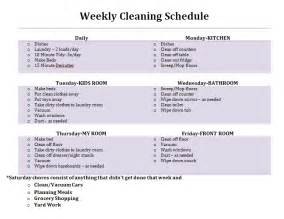 Office Cleaning Schedule Online Office Cleaning Schedule