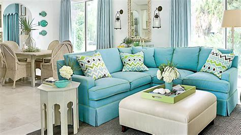 coastal style decorating ideas living room seating ideas seaside design coastal