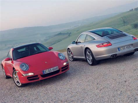Porsche Allrad by Der Neue Porsche 911 Targa Mit Allradantrieb Auto