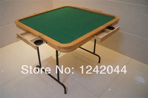manual mahjong table folding mahjong table cheap mahjong