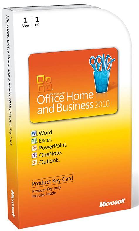 Microsoft Office 2010 Home Business Original microsoft office home and business 2010 pkc ebay