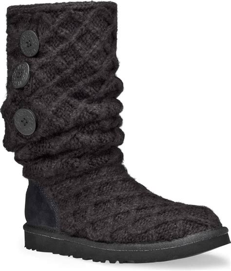 Classic Cardy Ugg Boots Will You Get Them by Cardy Uggs Black