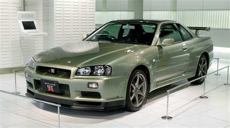 nissan slyline world of cars nissan skyline gtr r34 images